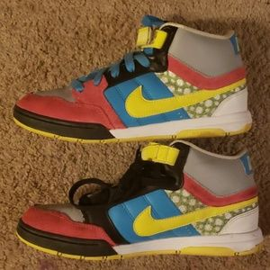 Epic multi color nike air 6.0 size women's 7.5
